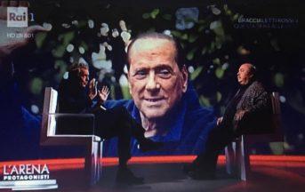 Lino Banfi a L'Arena di Giletti: svelati alcuni segreti di Silvio Berlusconi