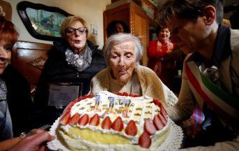 Emma Morano dal 1899 a Facebook: a 117 anni svela il suo segreto di longevità, la dieta