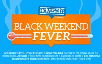 """Black Friday 2016, la startup Advisato ci racconta la """"febbre"""" da venerdì nero dello shopping [Intervista]"""