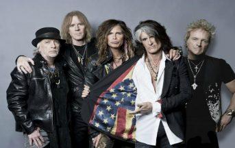 Aerosmith Firenze Rocks 2017 scaletta: Aero-Vederci Baby show alla Visarno Arena