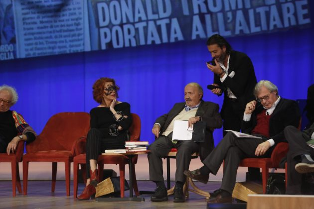 Ivana Trump al Maurizio Costanzo Show