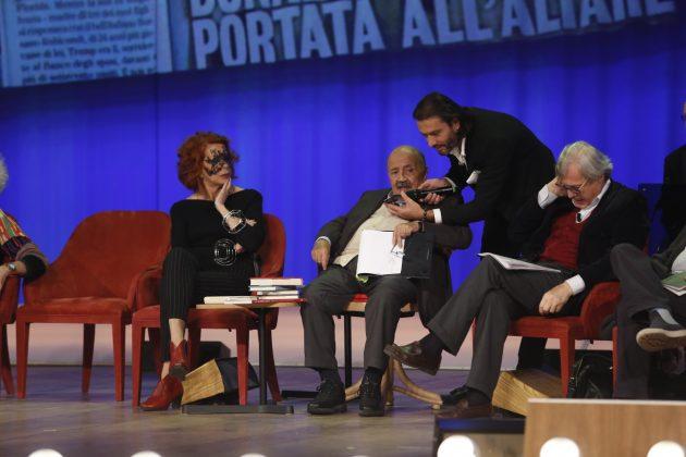 La first lady mancata a Maurizio Costanzo: