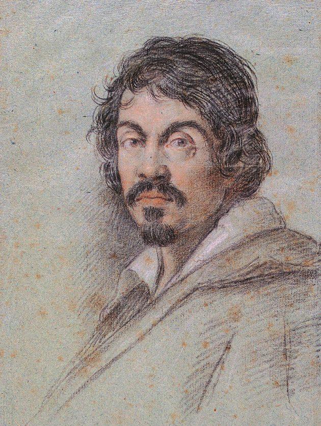 Ritratto del Caravaggio