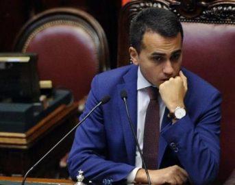"""Di Maio Ong a Matrix: """"Non accetto lezioni da Renzi, i dati parlano chiaro"""""""