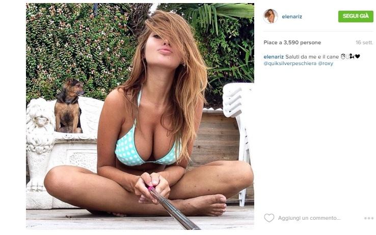Elena Riz Hellas Verona