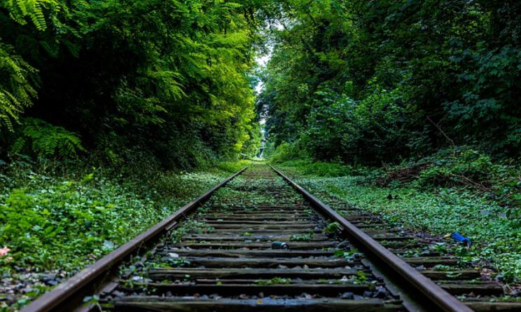 Ferrovie abbandonate dalla sicilia al piemonte trasformate