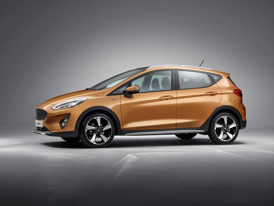 Nuova Ford Fiesta 2017: foto e informazioni ufficiali