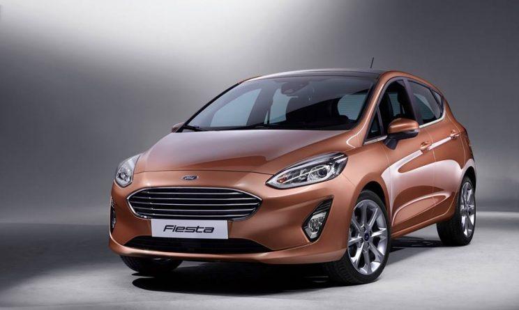 Ford presenta ottava Fiesta, mix di tecnologia e prestazioni