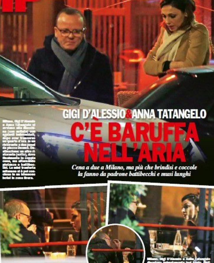 Anna Tatangelo rivela: