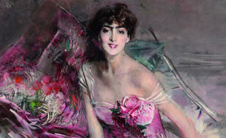 Giovanni Boldini all'Ermitage pittore della Belle Epoque