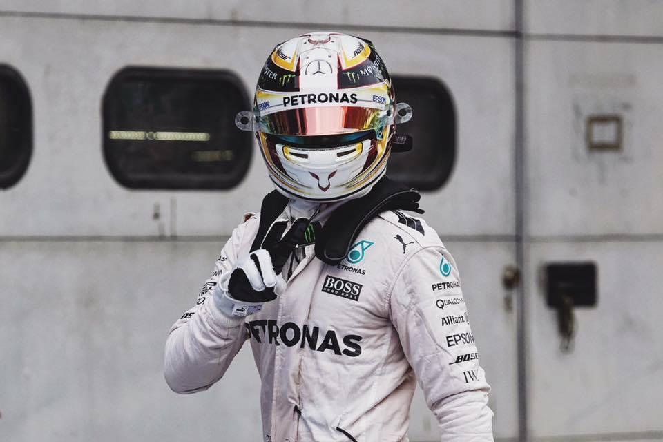 Formula 1 GP Brasile gara Hamilton