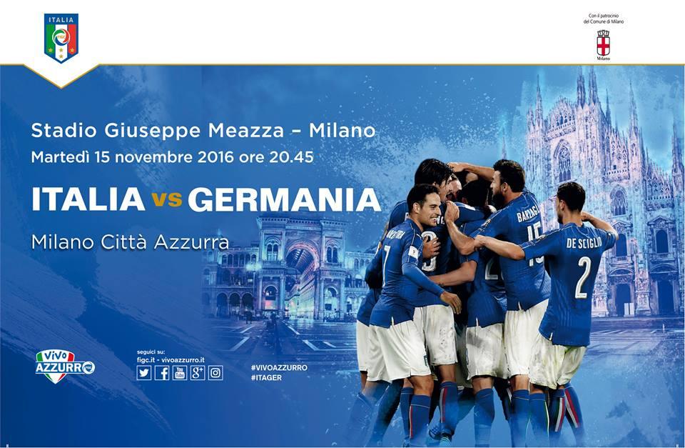 Italia Germania probabili formazioni