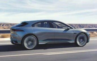 Jaguar I-Pace prezzo, caratteristiche, autonomia e data di uscita del nuovo crossover elettrico