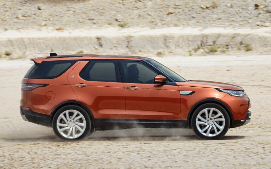 Land Rover MotorShow