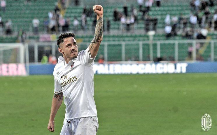 Cagliari Milan probabili formazioni