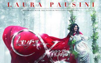 """Laura XMAS, Laura Pausini e il CD di Natale: """"Realizzo il mio sogno"""""""