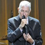 Leonard Cohen morto