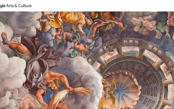Mantova, Palazzo Te su Google Arts and Culture: presentata la collaborazione tra la città e Google