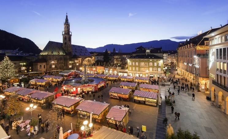 Mercatini di Natale 2016 a Bolzano