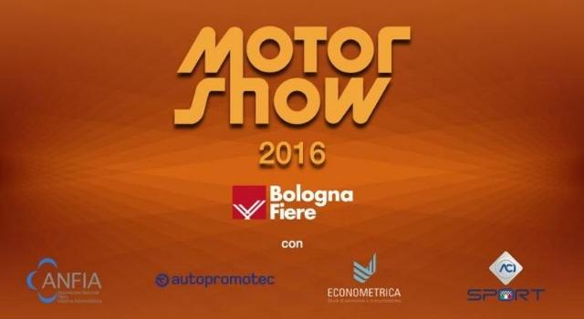 MotorShow 2016 biglietti prezzo programma