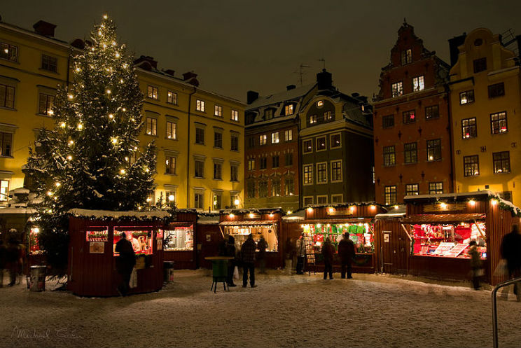 mercatino natale svedese milano