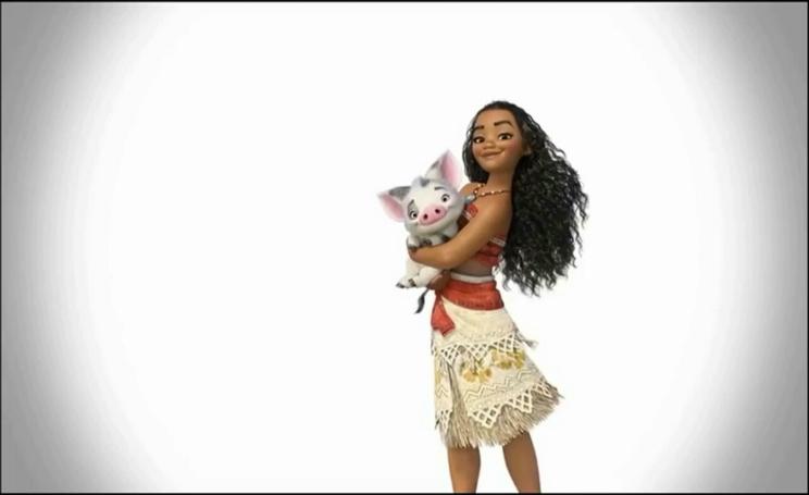 Oceania film femminismo Disney