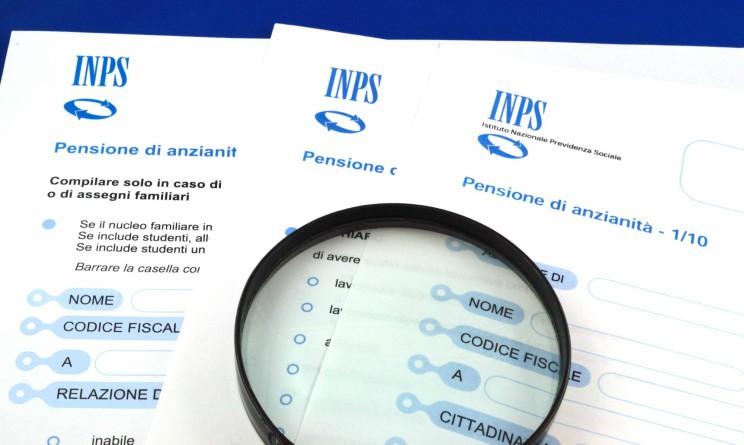 inps chiede restituzione lettere pensionati