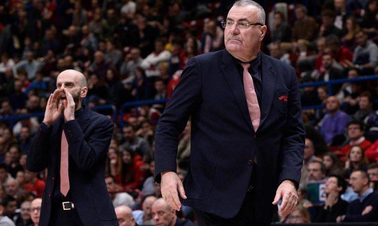 Basket Eurolega: Kazan travolge Armani Milano 100 a 79