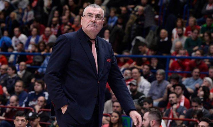 Eurolega: Olimpia Milano sconfitta a Belgrado dalla Stella Rossa