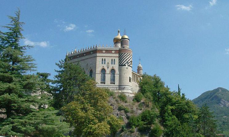 Rocchetta Mattei aperture straordinarie castello nel Bolognese