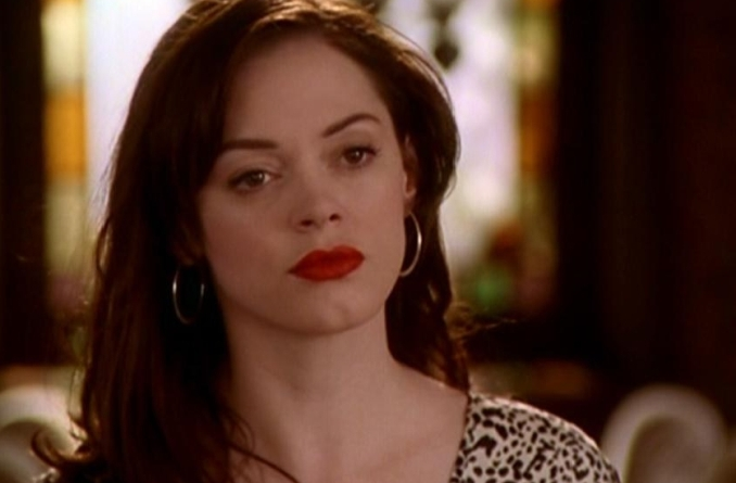Rose McGowan stupro