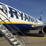 Lista voli cancellati Ryanair mercoledì 20 settembre