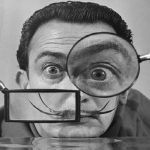 Salvador Dalí anniversario
