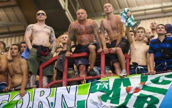 Sassuolo – Rapid Vienna: alcuni austriaci sbagliano stadio e attendono a Bologna