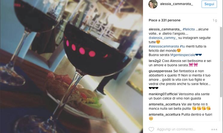 Alessia Cammarota Instagram