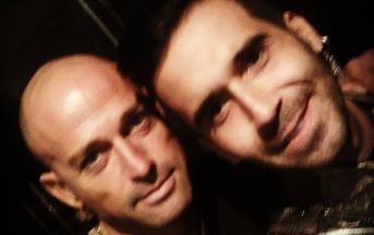 Stefano Bettarini e Bosco Cobos: un'amicizia indistruttibile