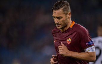 Francesco Totti Santos offerta al capitano della Roma, pazza idea dal Brasile