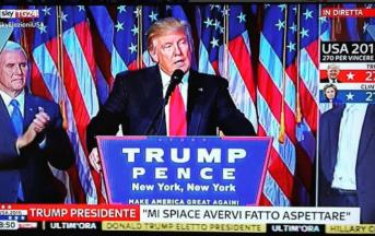 Trump Presidente Usa: ecco le reazioni dei Vip italiani sui social