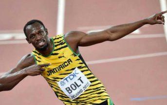 Usain Bolt chiamato dal Borussia Dortmund: futuro nel calcio per il velocista?