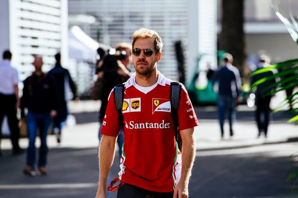 Vettel Gp d'Australia Formula 1