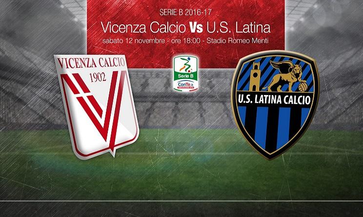 Latina corsaro a Vicenza: 0-1, decide Corvia
