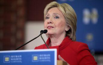 Clinton Donazioni: crollano i contributi alla Fondazione, dopo la sconfitta elettorale
