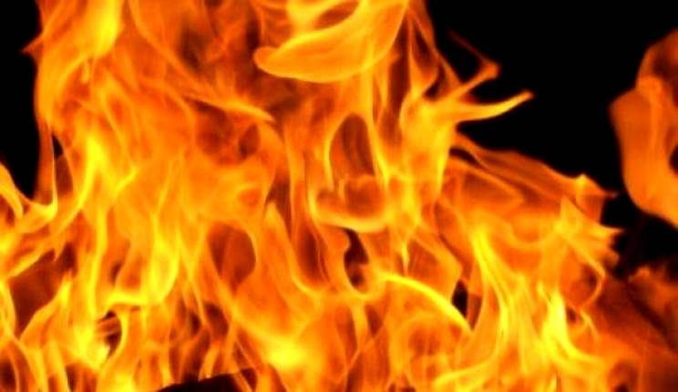 Sassari, brucia viva la moglie: