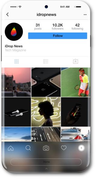 iPhone 8 - FONTE iDropNews