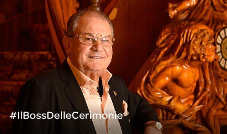 Addio al Boss delle Cerimonie: morto Antonio Polese