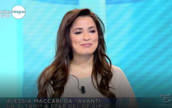 Alessia Macari si racconta a Mattino 5: la verità sui baci con Stefano Bettarini
