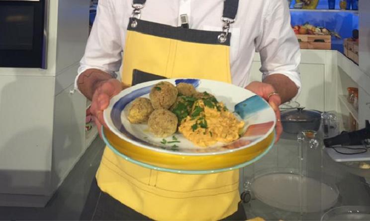 La prova del cuoco ricette oggi hummus di zucca e ceci for Casa del merluzzo