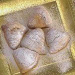 la prova del cuoco oggi, la prova del cuoco ricette dolci, la prova del cuoco ricette, la prova del cuoco ricette 29 novembre 2016, la prova del cuoco ricetta sfogliatelle di frolla anna serpe, sfogliatelle di frolla anna serpe,