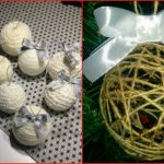 decorazioni natalizie 2016 fai da te, decorazioni natalizie 2016, decorazioni natalizie fai da te, decorazioni natalizie 2016 tendenze, addobbi natalizi 2016 fai da te, palline di natale originali,