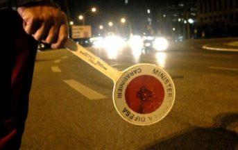 Genova auto non si ferma all'alt: finisce malissimo per tre carabinieri